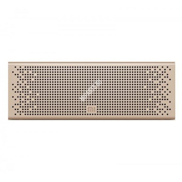 Аудио-колонка Xiaomi Mi Bluetooth Loudspeaker золотая
