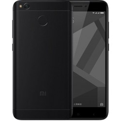 Смартфон Xiaomi Redmi 4X 32Gb черный