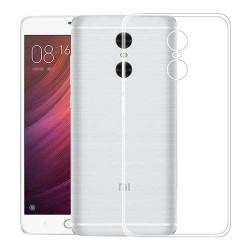 Чехол силиконовый Redmi Note 4X