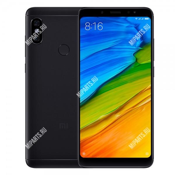 Смартфон Xiaomi Redmi Note 5 4/64Gb черный