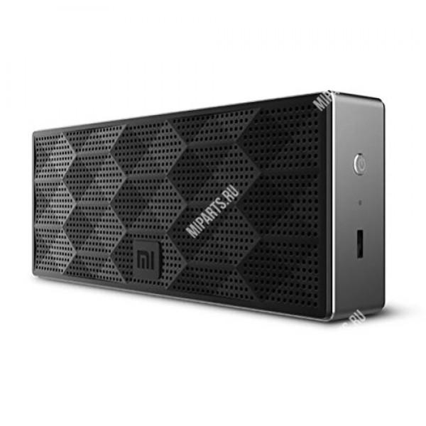Аудио-колонка Xiaomi Mi Bluetooth Square Box черная