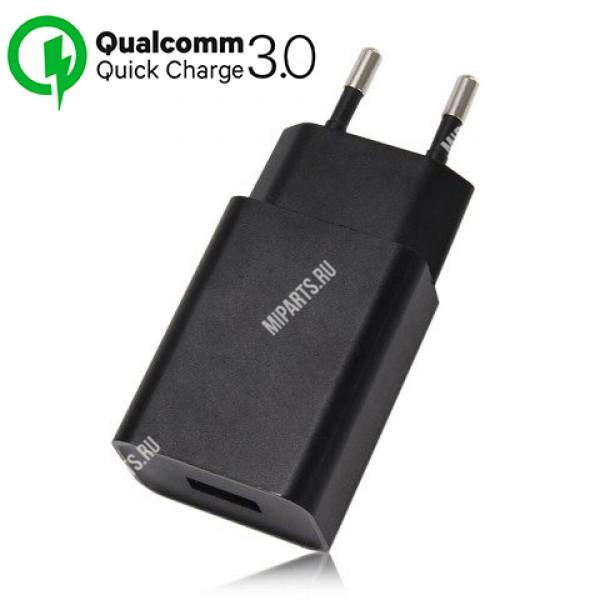 Оригинальное зарядное устройство с QuickCharge 3.0