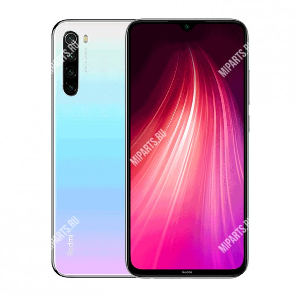 Смартфон Xiaomi Redmi Note 8 4/64Gb белый