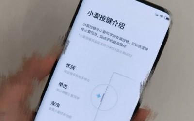 Xiaomi Mi Mix 3 все таки слайдер