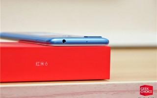 Xiaomi Redmi 6 и Redmi 6a лишены одной из главных особенностей