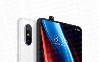 Рендеры Xiaomi Mi Mix 3 удивили
