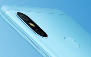 Xiaomi Redmi 6 Pro и Mi Pad 4 представлены официально